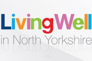 Living Well in North Yorkshire Logo