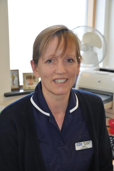 Nurse Joanna Lynn
